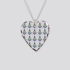 OES SC Shower copy Necklace Heart Charm