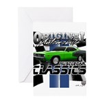 Classic Musclecar Greeting Cards