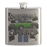 Classic Musclecar Flask