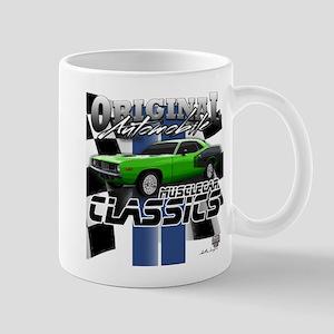 Classic Musclecar Mugs