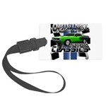 Classic Musclecar Large Luggage Tag