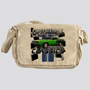 Classic Musclecar Messenger Bag