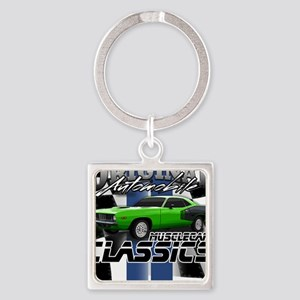 Classic Musclecar Keychains