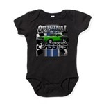 Classic Musclecar Baby Bodysuit