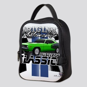 Classic Musclecar Neoprene Lunch Bag