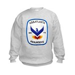 USS ATLANTA Kids Sweatshirt