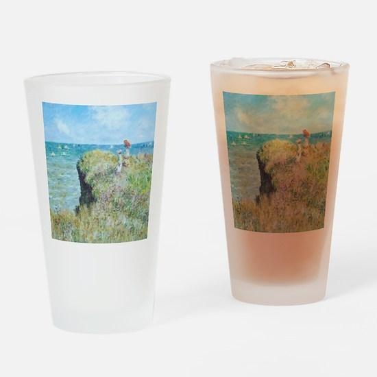 MonetCliffWalk7100 Drinking Glass