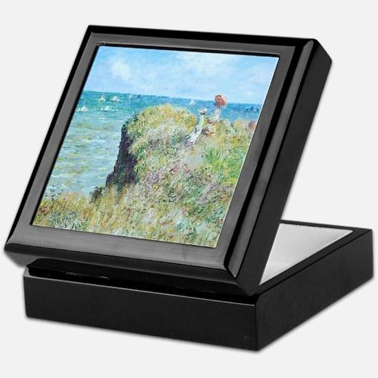 MonetCliffWalk7100 Keepsake Box