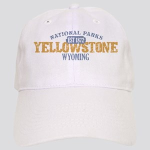 Yellowstone 3 Cap