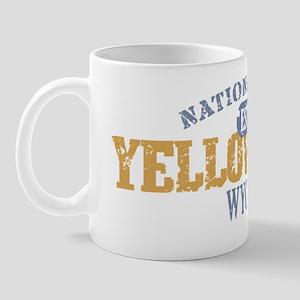 Yellowstone 3 Mug