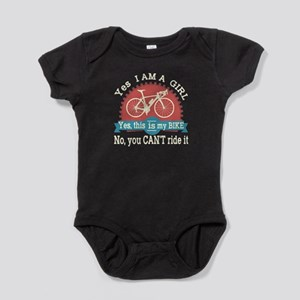 Bicycle Shirt - Bicycle Yes This Is My B Body Suit