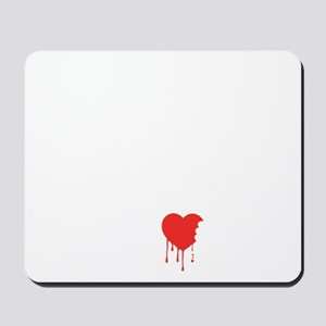 they love us wh Mousepad