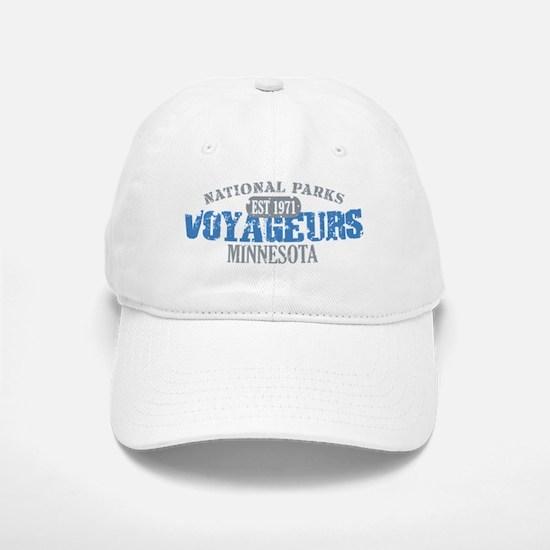 Voyageurs 3 Baseball Baseball Cap