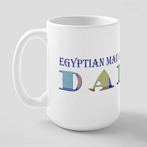 Egyptian Mau Large Mug