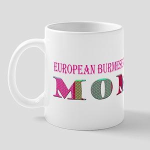 European Burmese Mug