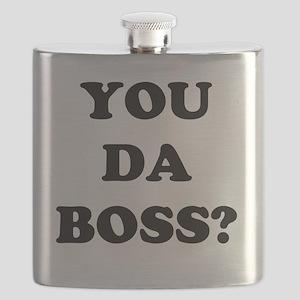 YOU DA BOSS Flask