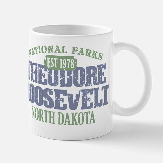 Theodore Roosevelt 3 Mug