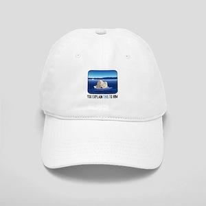 Arctic Polar Bear Cap