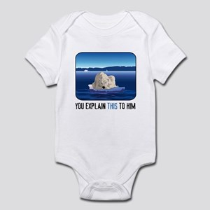 Polar Ice Melting Baby Clothes Accessories Cafepress