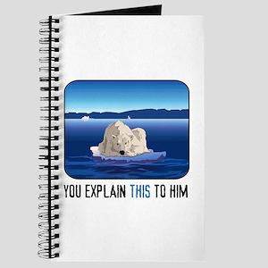 Arctic Polar Bear Journal