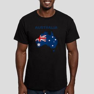 australia26 Men's Fitted T-Shirt (dark)