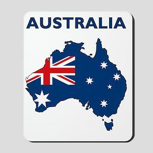australia26 Mousepad