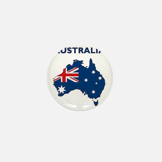 australia26 Mini Button