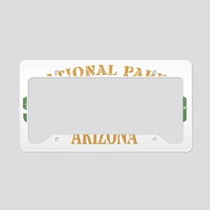 Saguaro 2 License Plate Holder