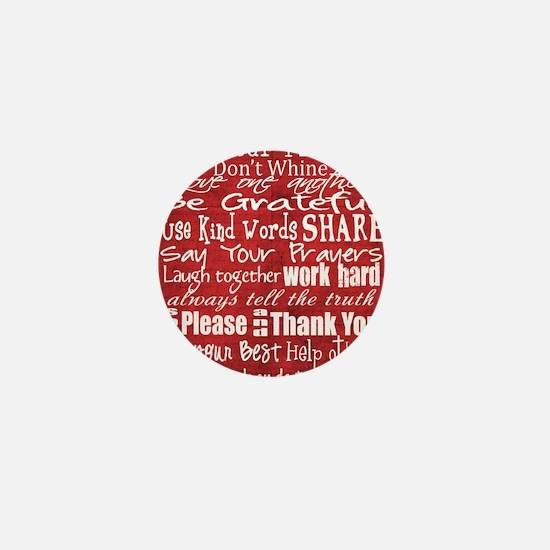 frred Mini Button