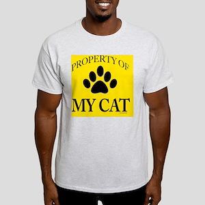 PropCat-BoYel-11x11 Light T-Shirt