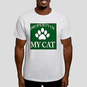 PropCat-WoDkGreen-11x11 Light T-Shirt