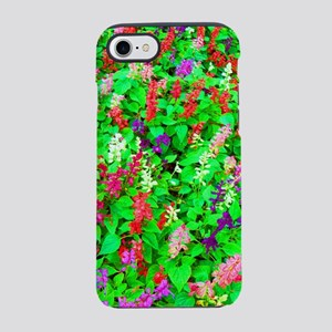 All The Pretty Flowers iPhone 7 Tough Case