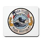 USS HOUSTON Mousepad
