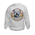USS HOUSTON Kids Sweatshirt