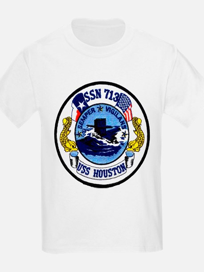 USS HOUSTON T-Shirt