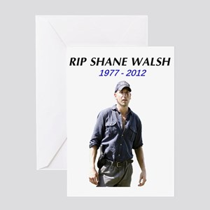 shane Greeting Card