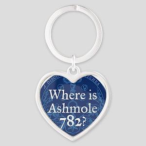 where+is+ashmole Heart Keychain