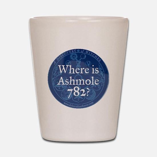 where+is+ashmole Shot Glass