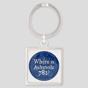 where+is+ashmole Square Keychain