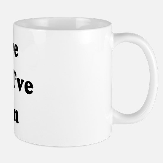 Do I have amnesia? I've forgo Mug