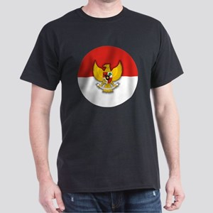 Indonesia (necklace) Dark T-Shirt