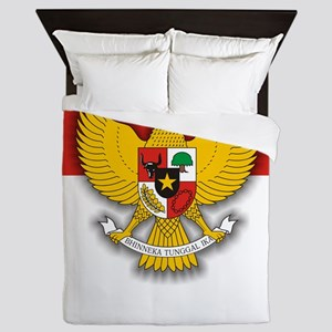 Indonesia (iPad2) Queen Duvet