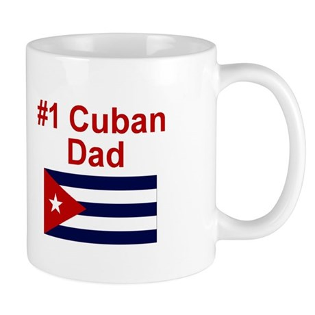 #1 Cuban Dad Mug