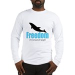 Dolphin Freedom Long Sleeve T-Shirt