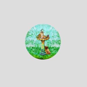 fatCatShower Mini Button