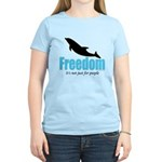 Dolphin Freedom Women's Light T-Shirt