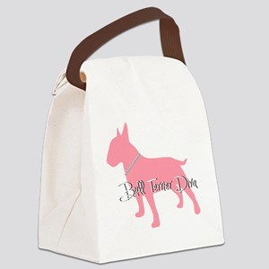 diamonddiva2 Canvas Lunch Bag