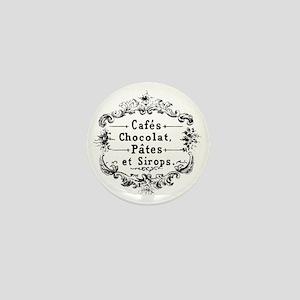Chocolat Mini Button
