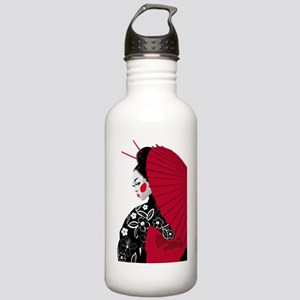 geishashowercurtain Stainless Water Bottle 1.0L