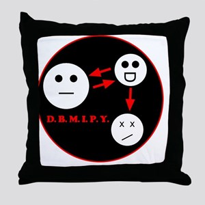 t-3 Throw Pillow